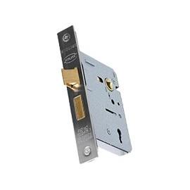 3 lever mortice sash lock