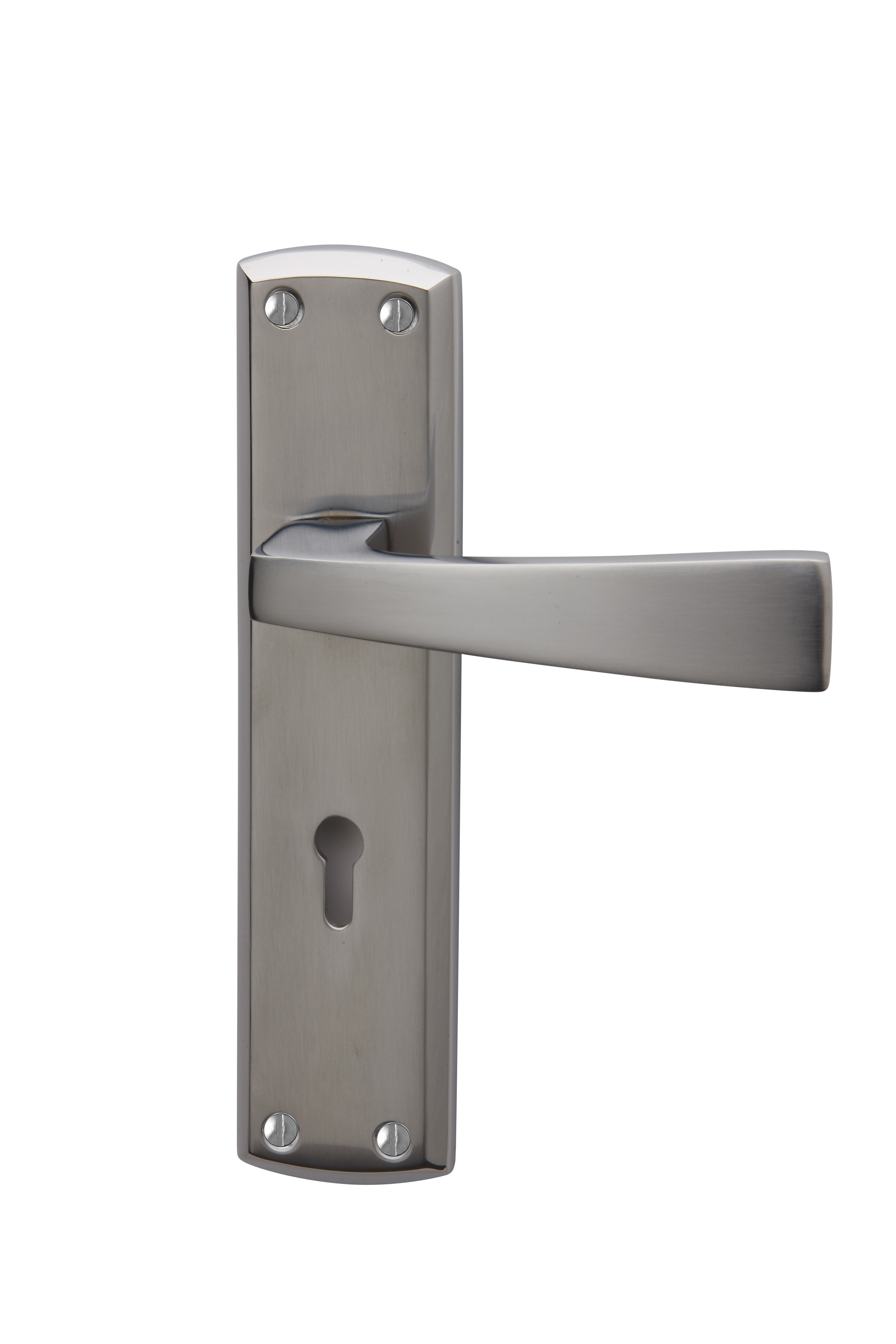 door to pictures steps with how step interior latch lock upvc wikihow change a