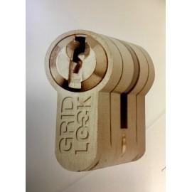 Standard Rim Cylinder Gridlock