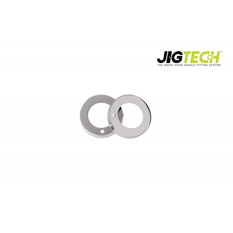 Round Privacy Rose -Jigtech