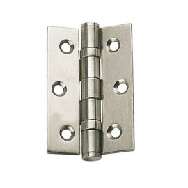 Stainless steel ball bearing butt hinges grade CE 7