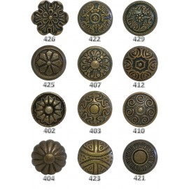 Round Design Cast Iron...