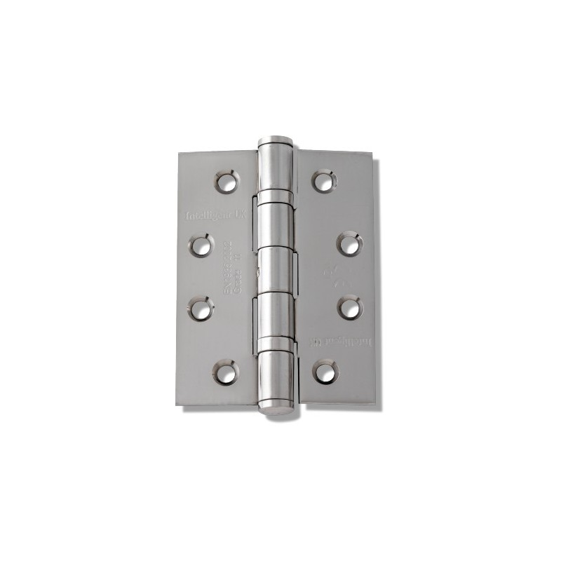 Stainless steel grade 13 ball bearing fire door butt hinges