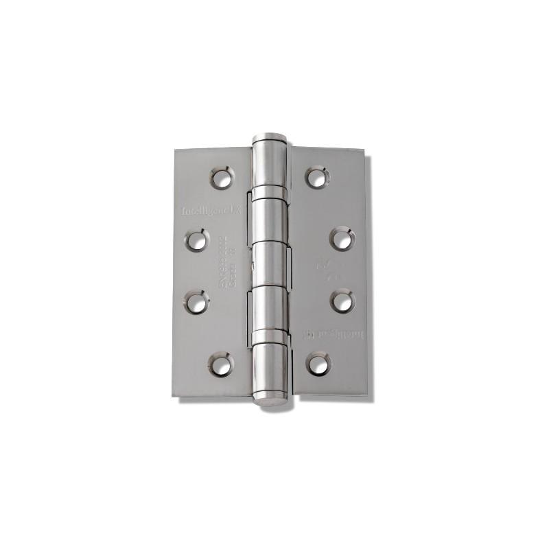 Stainless steel grade 13 ball bearing fire door butt hinges