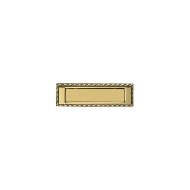 Georgian Letterplate, Letterbox