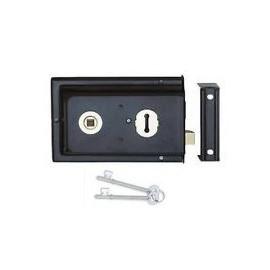 Double Handed Rim Lock