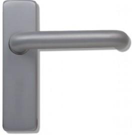 Sheringham SAA Door Levers on Concealed Backplate.