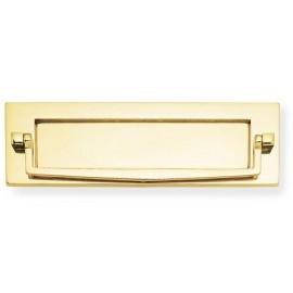 Brass Victorian Postal Knocker