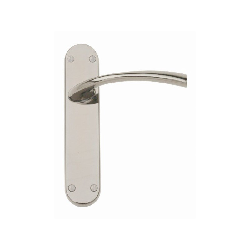 door handles uk scimitar satin chrome internal door handles. Black Bedroom Furniture Sets. Home Design Ideas