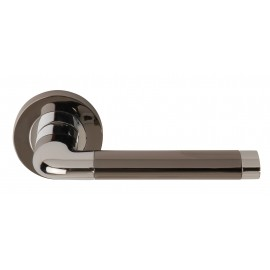 Argo Black Nickel Internal Door Handles. 53mm.