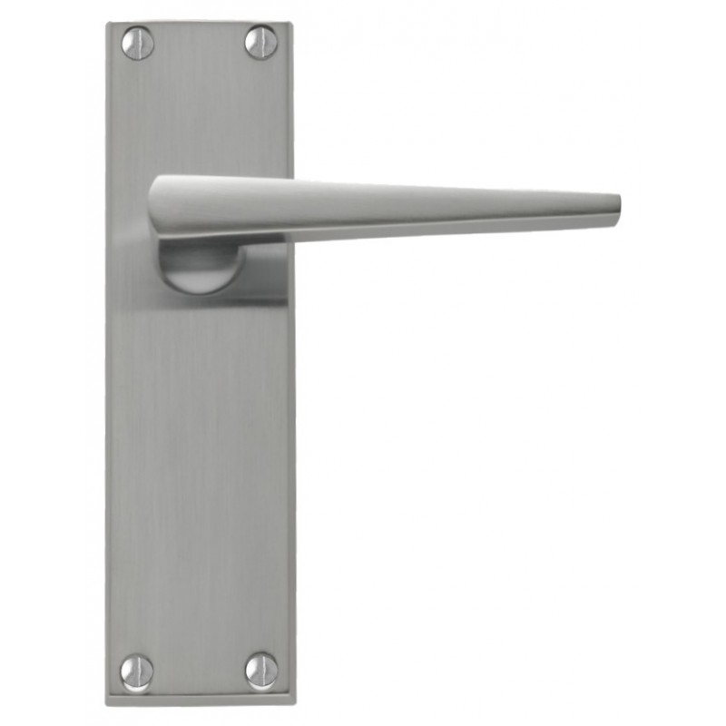 Door Handles Contemporary Lever Interior Door Handles Uk Satin Chrome