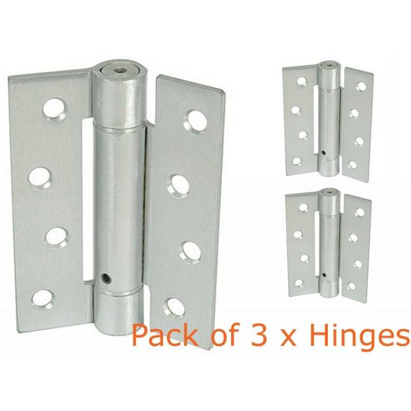 Self Close Hinges. Adjustable Spring Fire Door Hinges.
