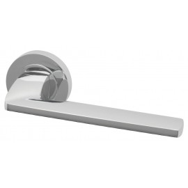 Eagle Door Handles 51mm Round Rose (PC)