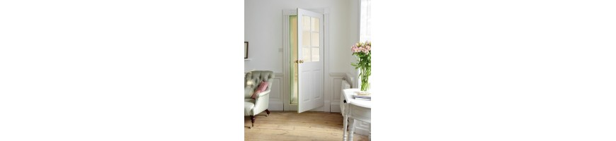 Glazed Internal Doors | White Primed | West Midlands | Walsall